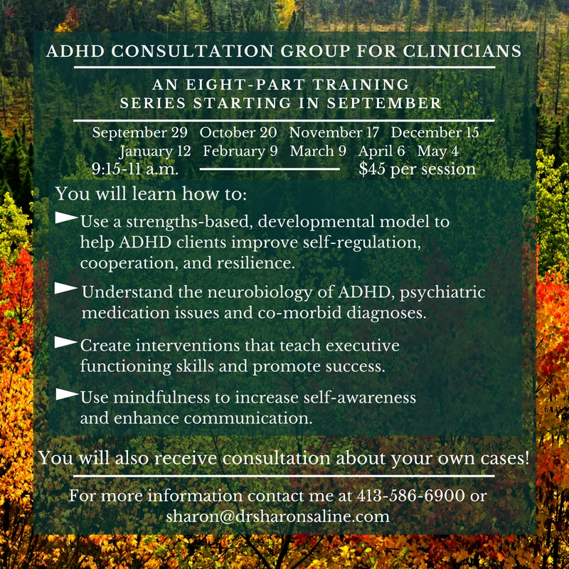 ADHD Clinician's Group