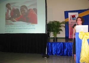 Versan Seminar-Dr Sharon Saline