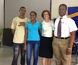 Versan Seminar Students