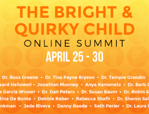The Bright and Quirky Child Summit: Fostering Resilience for Kids with Anxiety